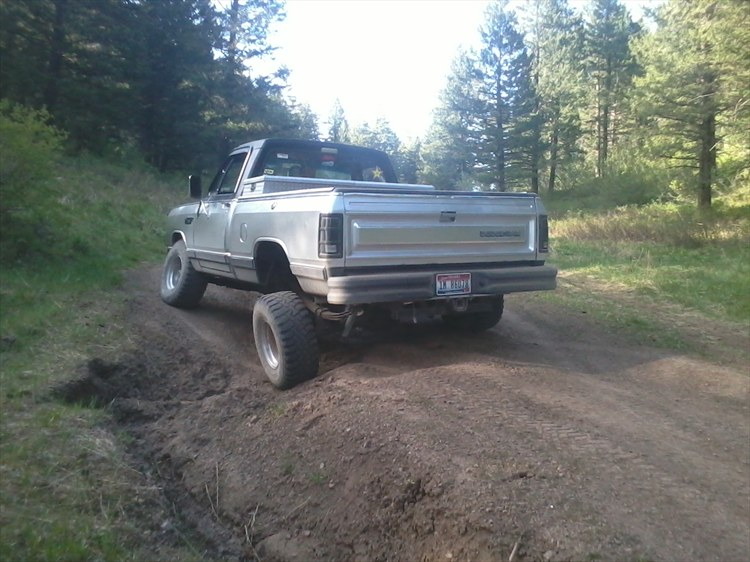 riverado150 1986 Dodge Power Ram