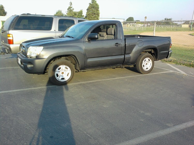mike moules93 39 s 2010 toyota tacoma regular cab in turlock ca. Black Bedroom Furniture Sets. Home Design Ideas