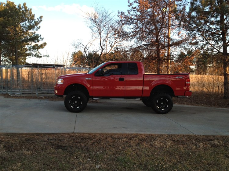 dwilly 2005 ford f150 super cab specs photos modification info at cardomain. Black Bedroom Furniture Sets. Home Design Ideas