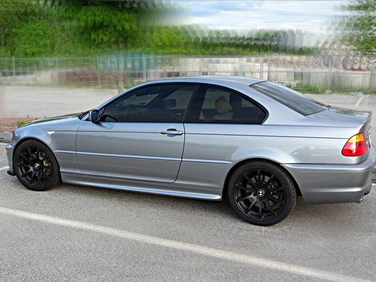 Nivo88t 2004 Bmw 3 Series330ci Sedan 4d Specs Photos