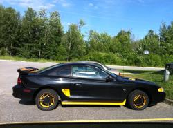 WhySoSerious705 1997 Ford Mustang