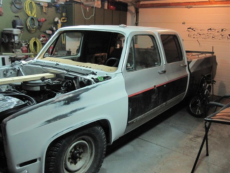 Another Devillusion 1989 GMC 3500 Crew Cab post... - 15787013