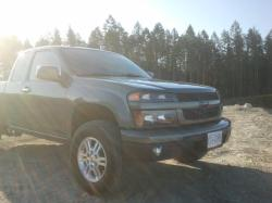arcflash 2011 Chevrolet Colorado Extended Cab