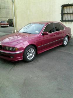 infamousmamibxs 1997 BMW 5 Series