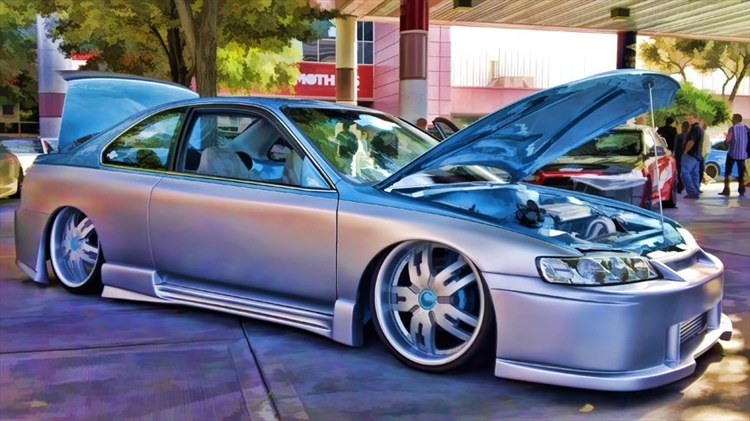 Lethalcustoms 1995 Honda Accordex Coupe 2d Specs Photos