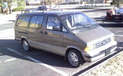 MountainDragon 1989 Ford Aerostar Passenger