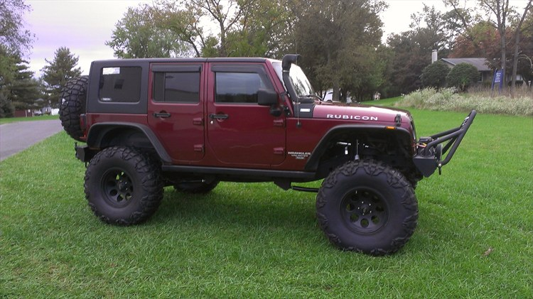 wildace 2008 Jeep Wrangler Specs Photos Modification Info at