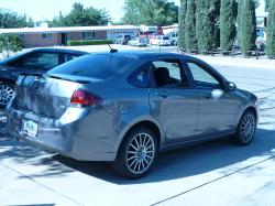 blueovalguy76 2011 Ford Focus