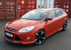 2012 Focus Wagon - MS-Design Full Styling