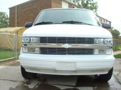 Mr Gees 1 1999 Chevrolet Astro Cargo