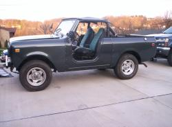 scoutrageous 1977 International Scout II