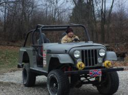 jeepguykyle 1968 Jeep Commando