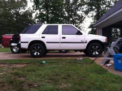 Lilhouse's 1995 Isuzu Rodeo