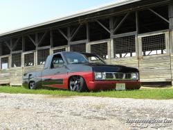 1987 Nissan D21 Pick-Up
