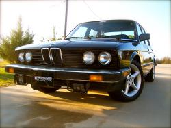 NinjaKillz 1985 BMW 5 Series