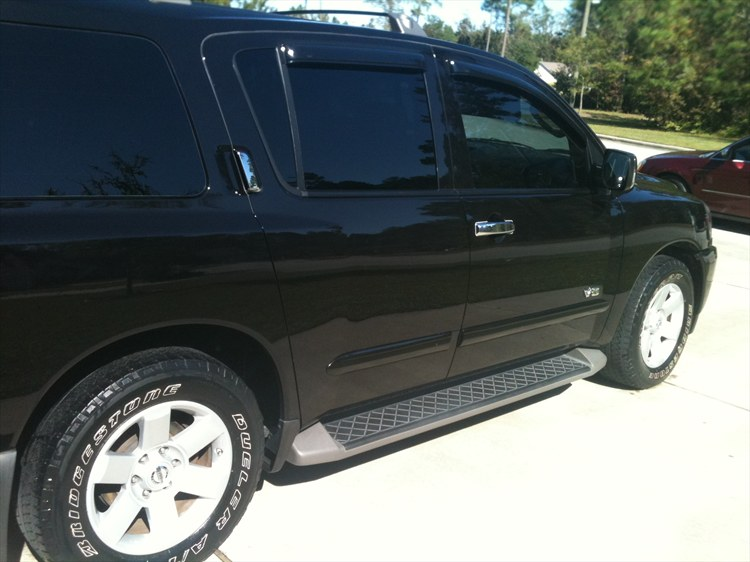 Toyota Of New Bern >> yoUsuck83 2007 Nissan ArmadaLE Sport Utility 4D Specs, Photos, Modification Info at CarDomain