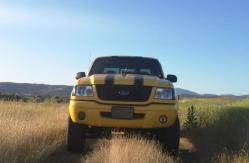 yellowranger509 2001 Ford Ranger Super Cab