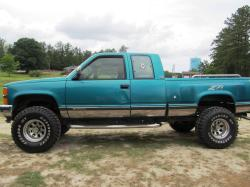 SwampRabbit23 1993 Chevrolet 1500 Extended Cab