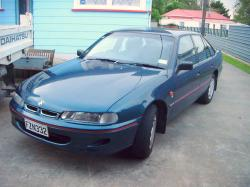 Quints86 1996 Holden Commodore