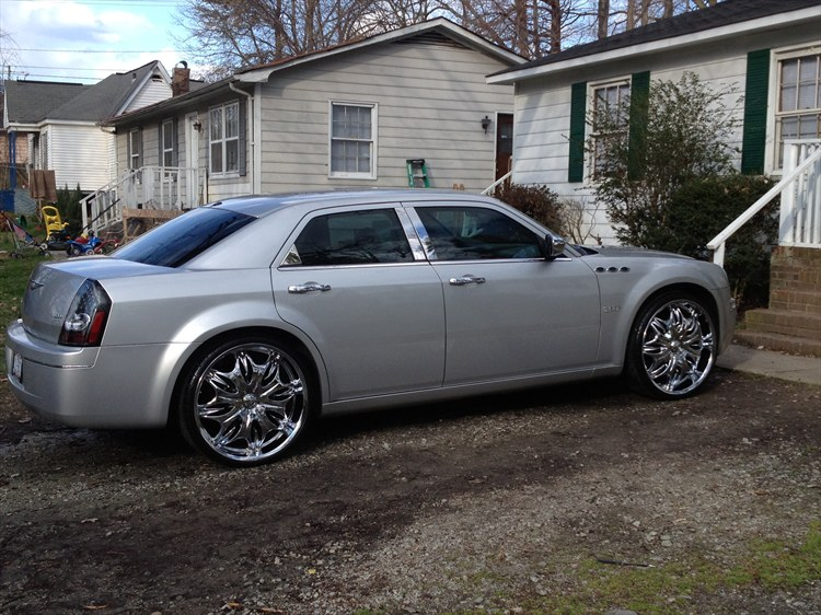 mychrysler300 2007 chrysler 300 specs photos. Black Bedroom Furniture Sets. Home Design Ideas