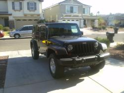 Fligger 2011 Jeep Wrangler