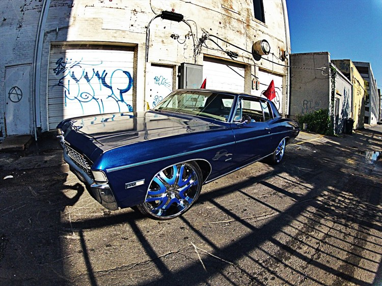 CustomCoupe68 1968 Chevrolet Impala 15948038