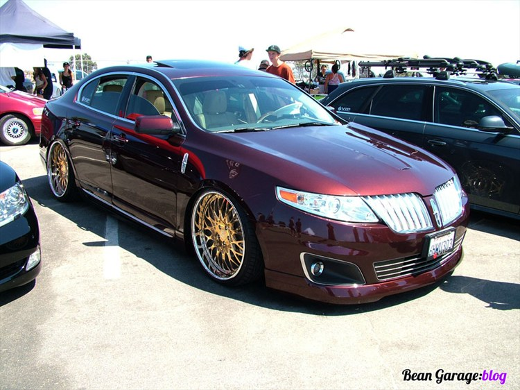 Any Pictures Of Lowered Mks