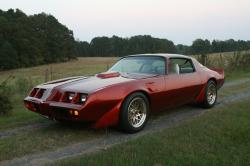 secondskinmiamis 1979 Pontiac Trans Am