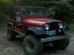 row684 1983 Jeep CJ7