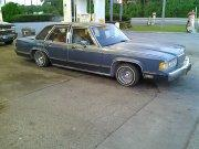 MannyP92 1989 Mercury Grand Marquis