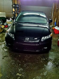 9thgen 2012 Honda Civic