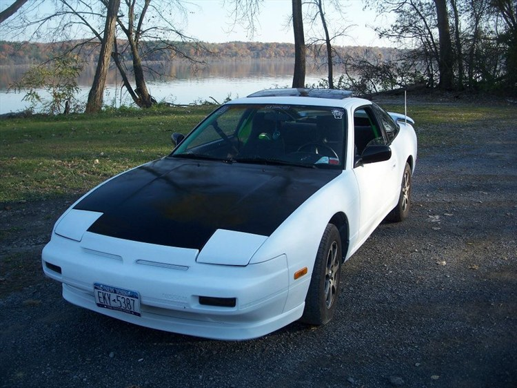 VDUBHATERS 1990 Nissan 240SX