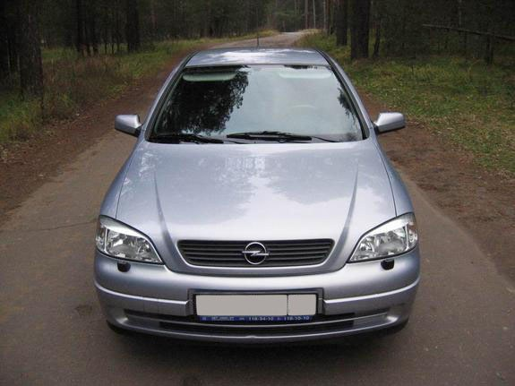 Another Sub_Supra 2001 Opel Astra post... - 18689651