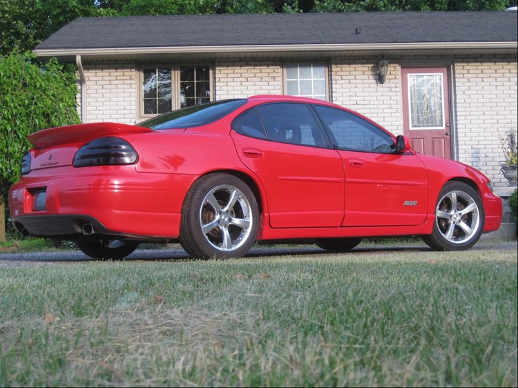 Mikeygan 17 1997 Pontiac Grand Prix Specs Photos