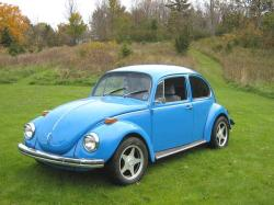 Angel Perez 1972 Volkswagen Super Beetle