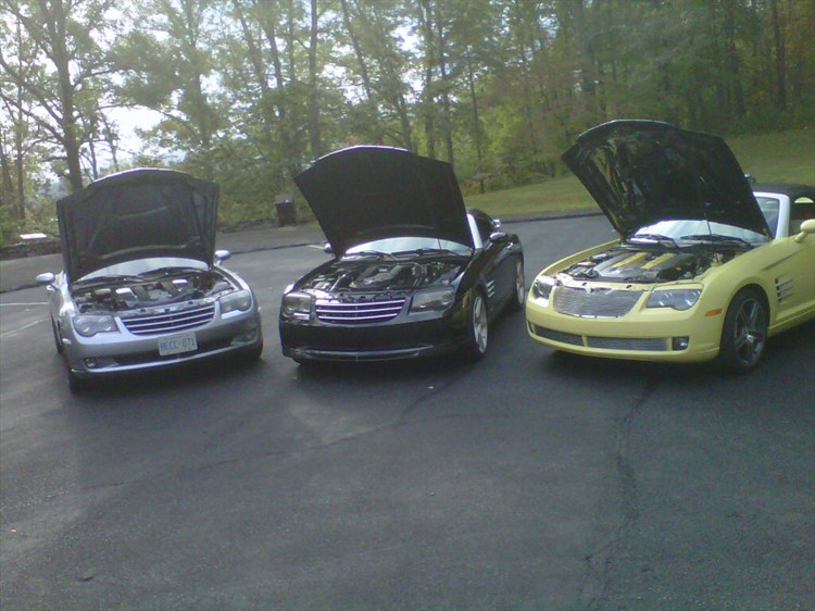 Another BeanerXF 2004 Chrysler Crossfire post... - 15999028