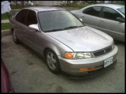 dflowable 1998 Acura EL