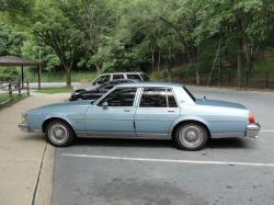 Robert-Anthony's 1985 Oldsmobile Delta 88