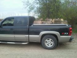 ndnationalguard 2002 Chevrolet 1500 Extended Cab