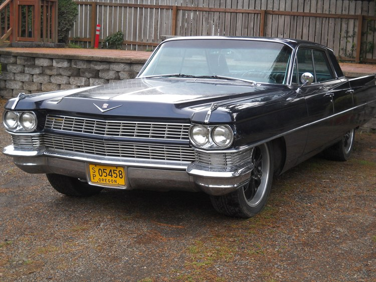 Another Pali 1964 Cadillac DeVille post... - 15439039