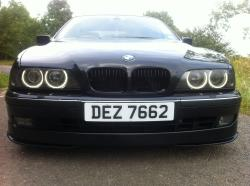 dtuoyire 2003 BMW 5 Series