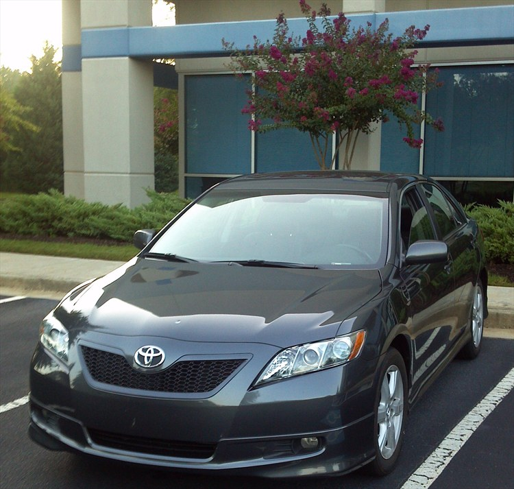 blackedout2010 2008 toyota camryse sedan 4d specs photos. Black Bedroom Furniture Sets. Home Design Ideas