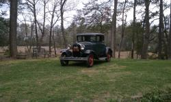 1966jerry 1930 Ford Model A