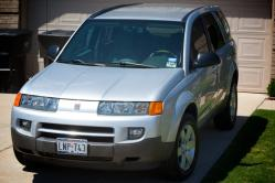 2k4VueMotorsport 2004 Saturn VUE