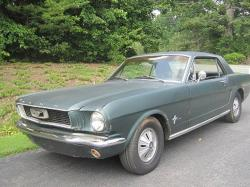 Bubba-Rodge 1967 Ford Mustang