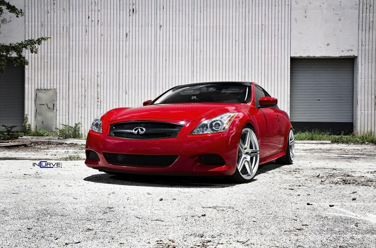 incurvewheels 39 s 2009 infiniti g g37 sport coupe 2d in fort. Black Bedroom Furniture Sets. Home Design Ideas