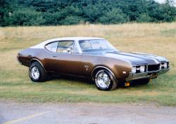 mchair 1968 Oldsmobile Cutlass Supreme