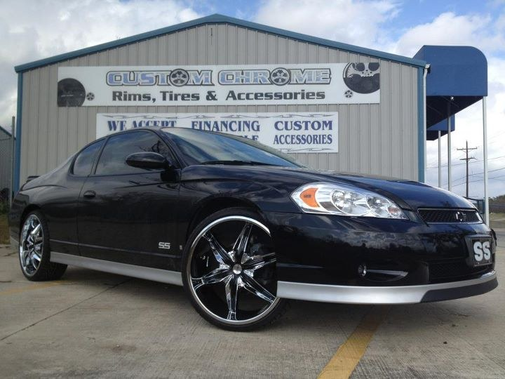 Yung Co 2007 Chevrolet Monte Carlo15600117 Large