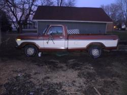 twins95 1977 Ford F150 Regular Cab