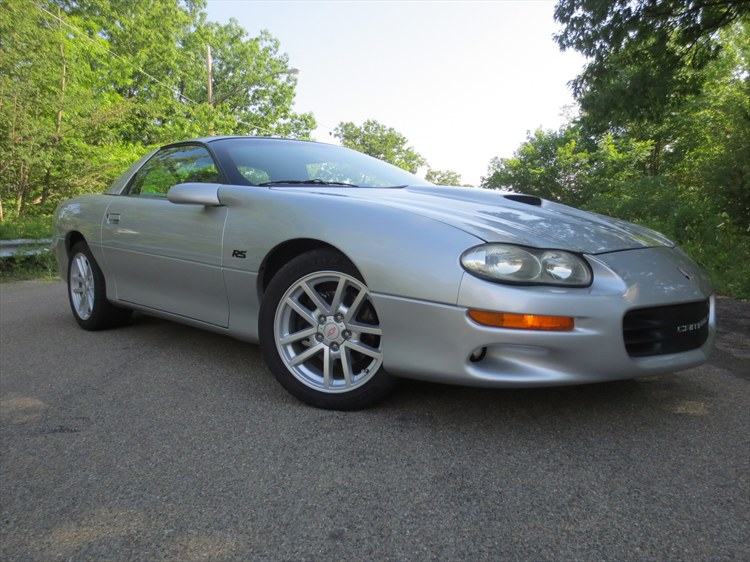 1998 camaro Y87 RS (Heather) w/complete SS body package. - 15870187